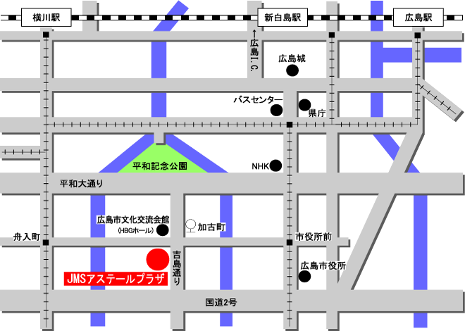 広島マップ